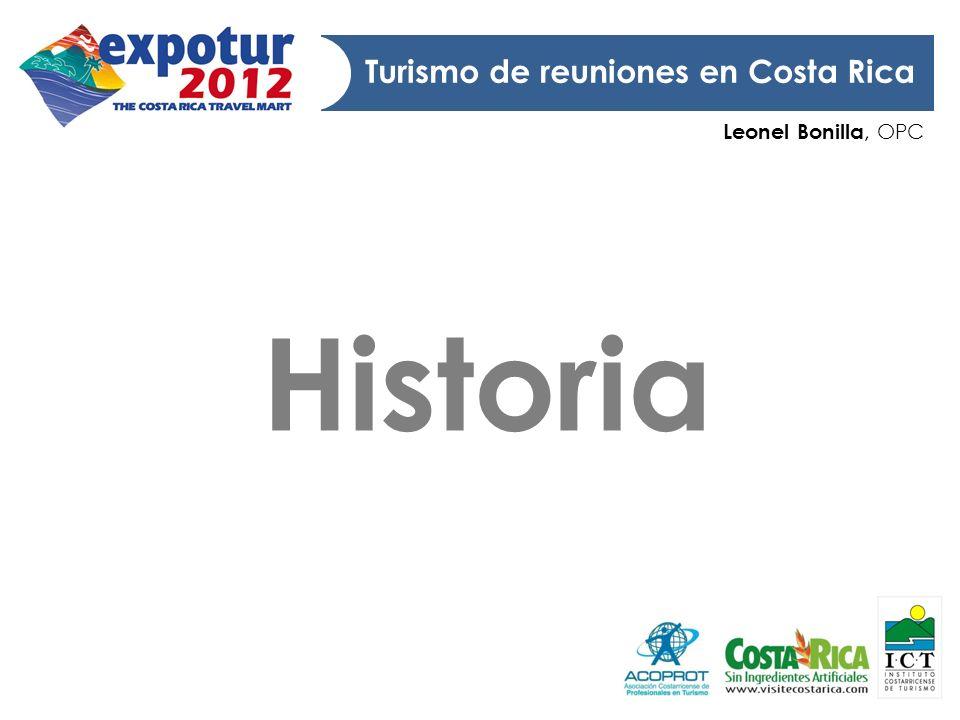 Turismo de reuniones en Costa Rica
