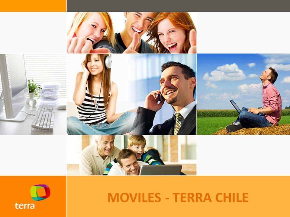 MOVILES - TERRA CHILE