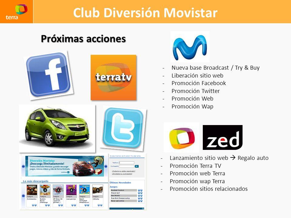 Club Diversión Movistar