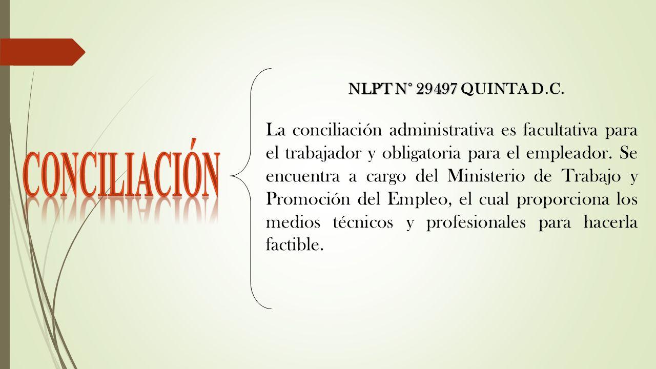 NLPT N° 29497 QUINTA D.C.