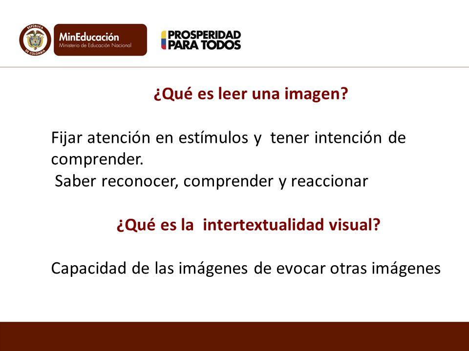 ¿Qué es la intertextualidad visual