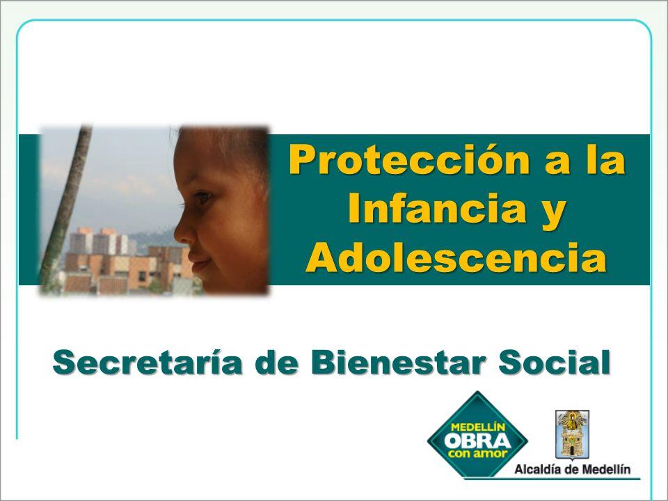 Protección a la Infancia y Adolescencia