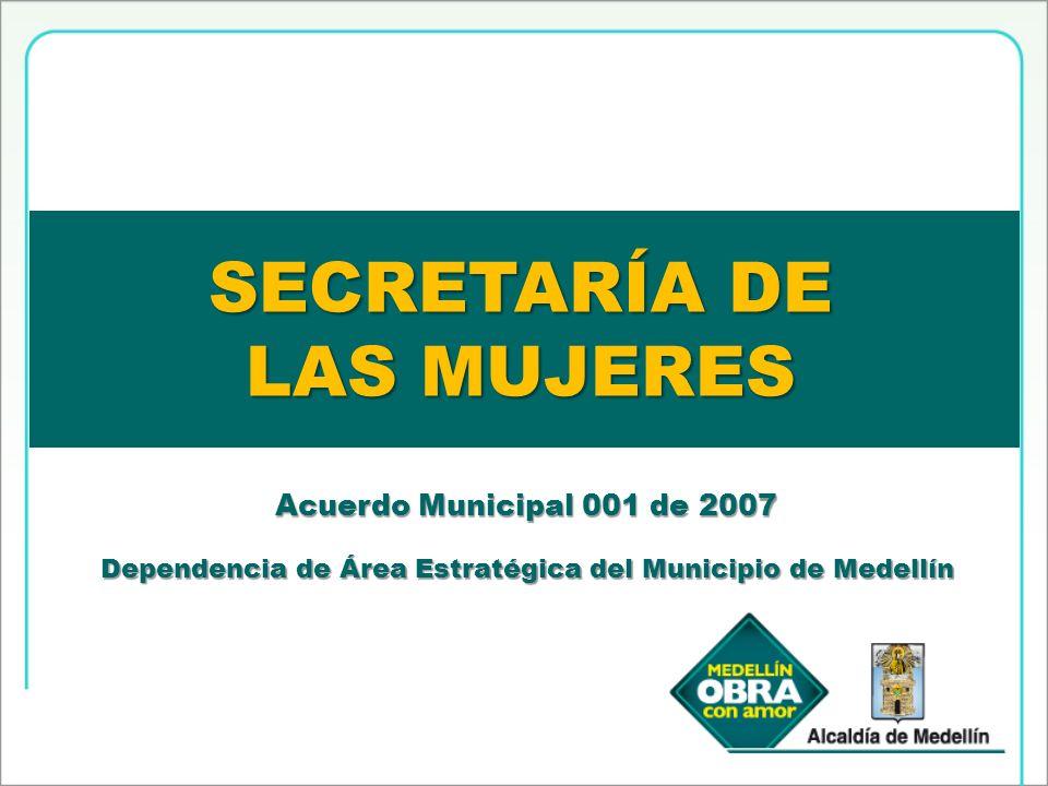 SECRETARÍA DE LAS MUJERES