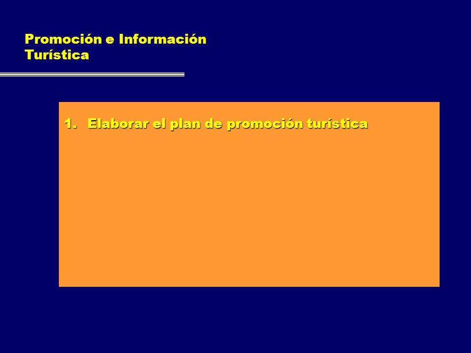 Promoción e Información