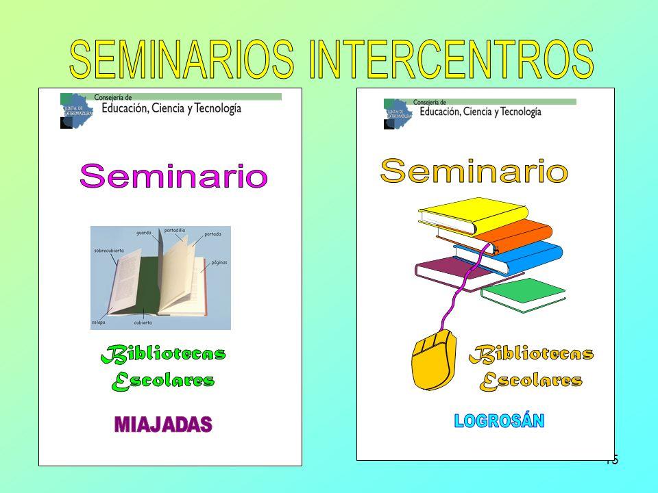 SEMINARIOS INTERCENTROS