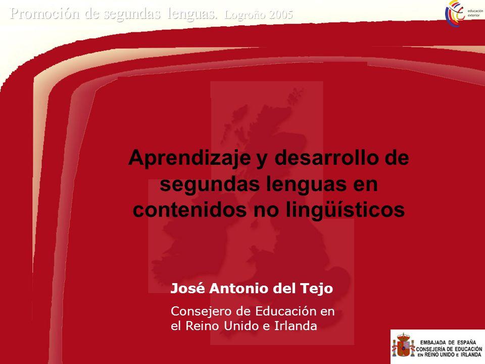 Promoción de segundas lenguas. Logroño 2005