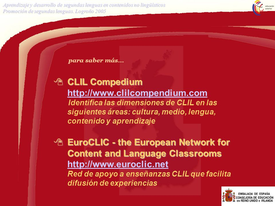 CLIL Compedium http://www.clilcompendium.com