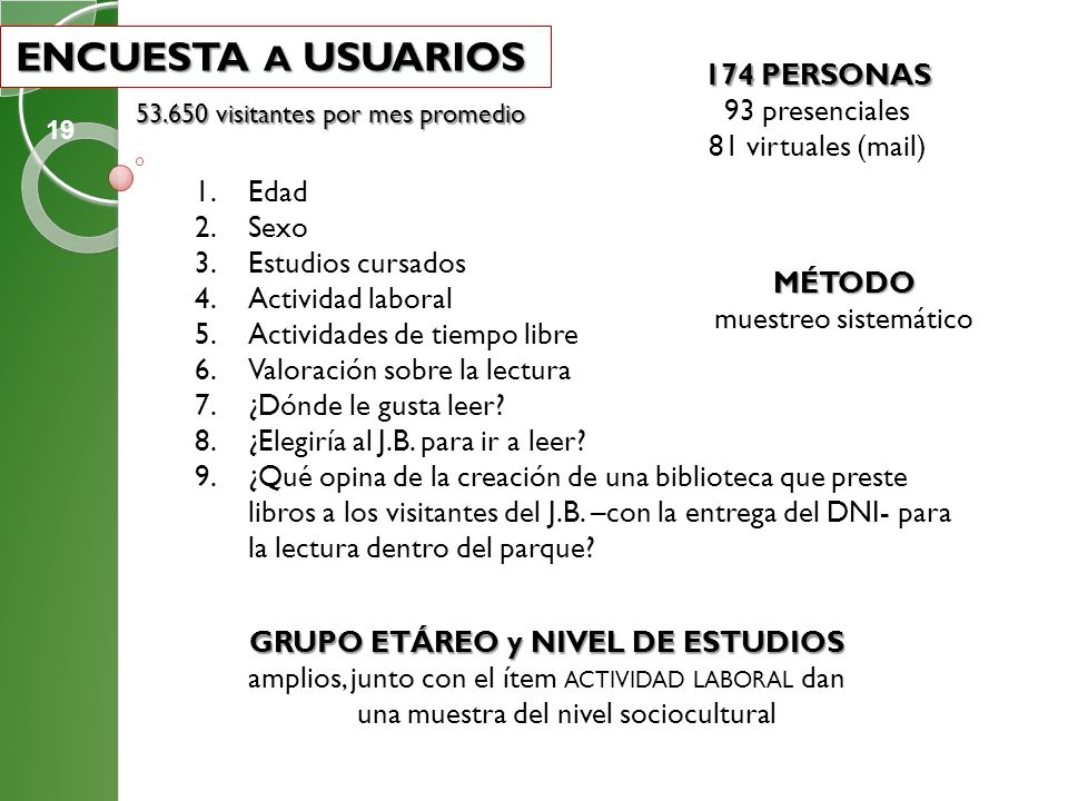 GRUPO ETÁREO y NIVEL DE ESTUDIOS