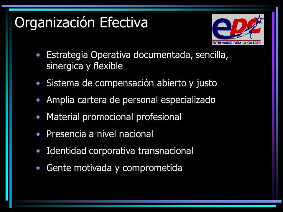 Organización Efectiva
