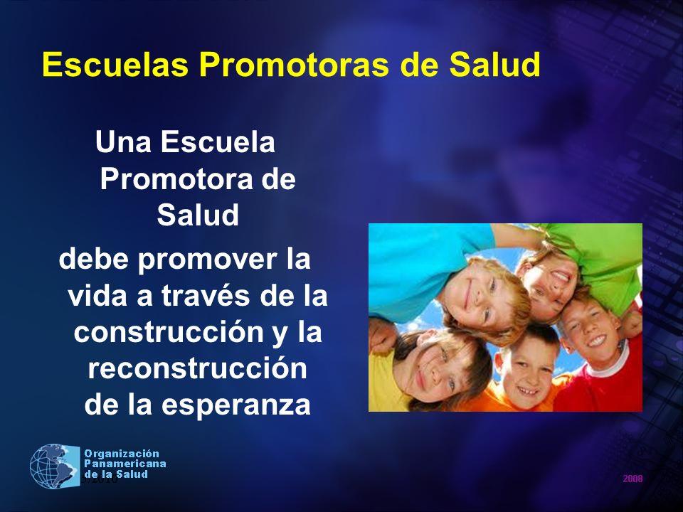 Escuelas Promotoras de Salud