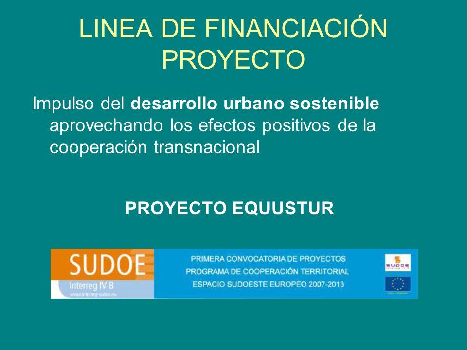 LINEA DE FINANCIACIÓN PROYECTO