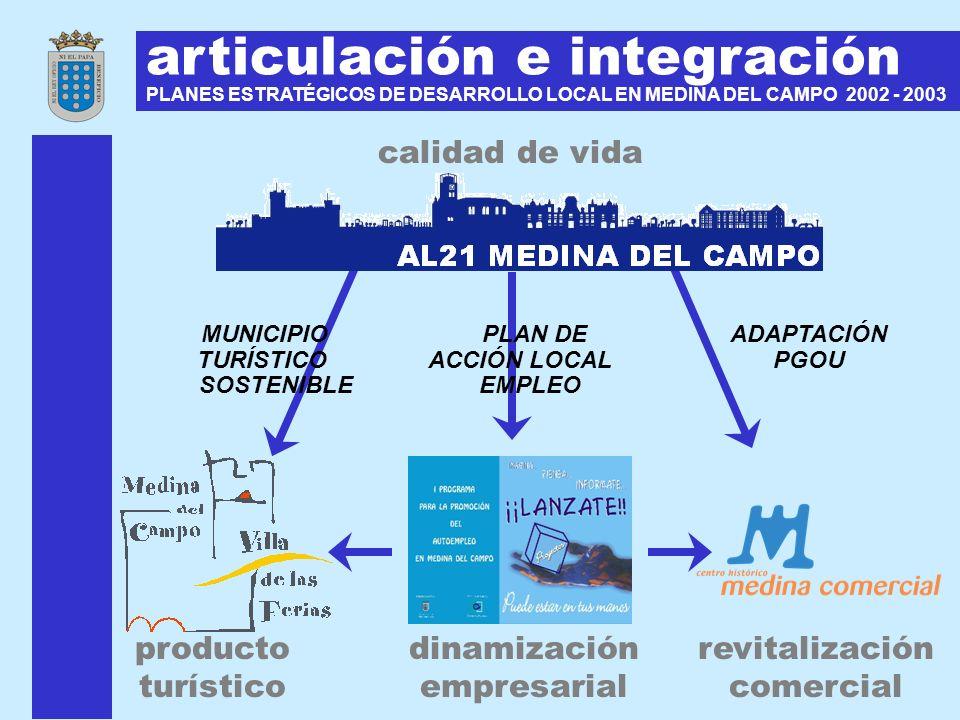 articulación e integración
