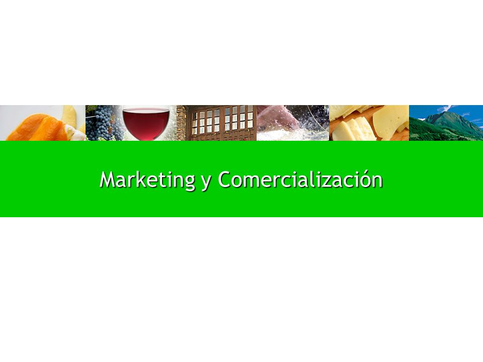 Marketing y Comercialización