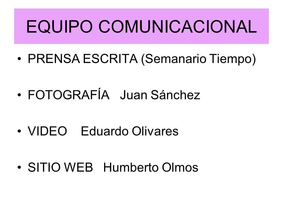 EQUIPO COMUNICACIONAL
