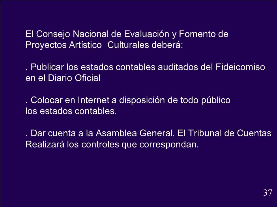 El Consejo Nacional de Evaluación y Fomento de