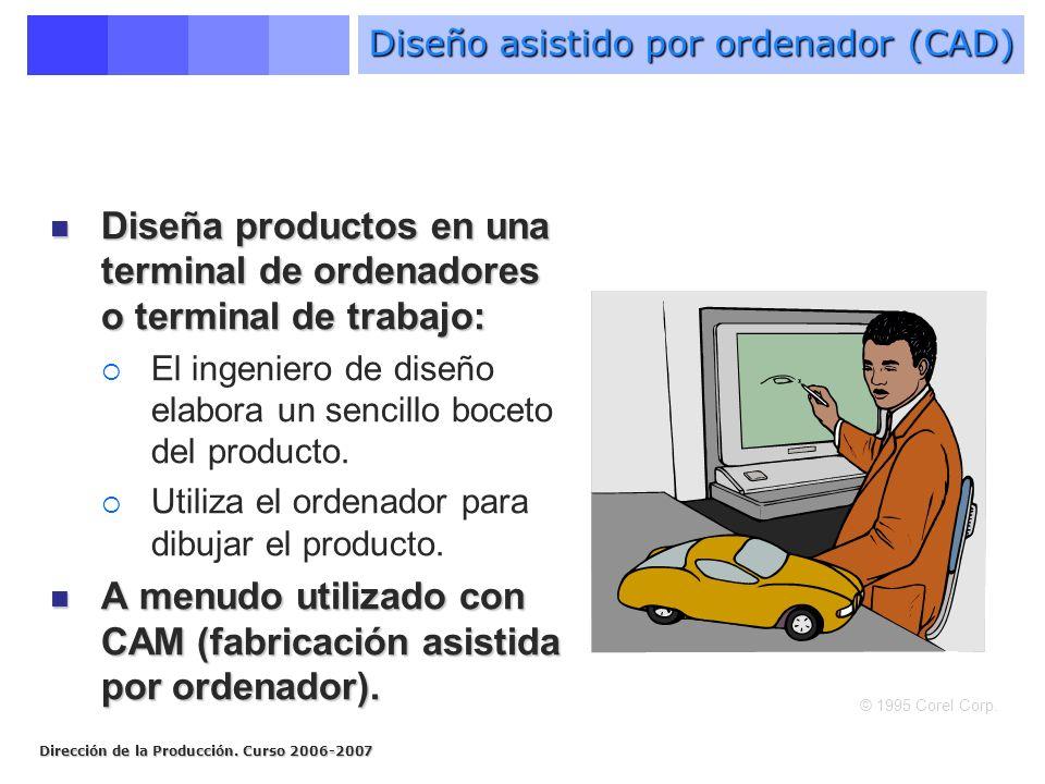 Diseño asistido por ordenador (CAD)