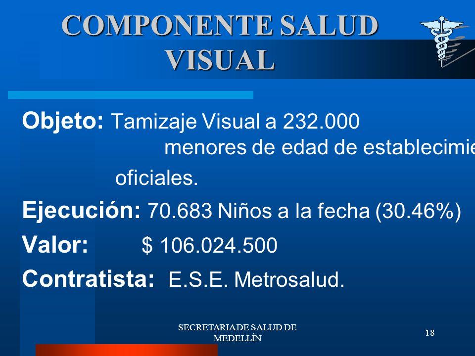 COMPONENTE SALUD VISUAL