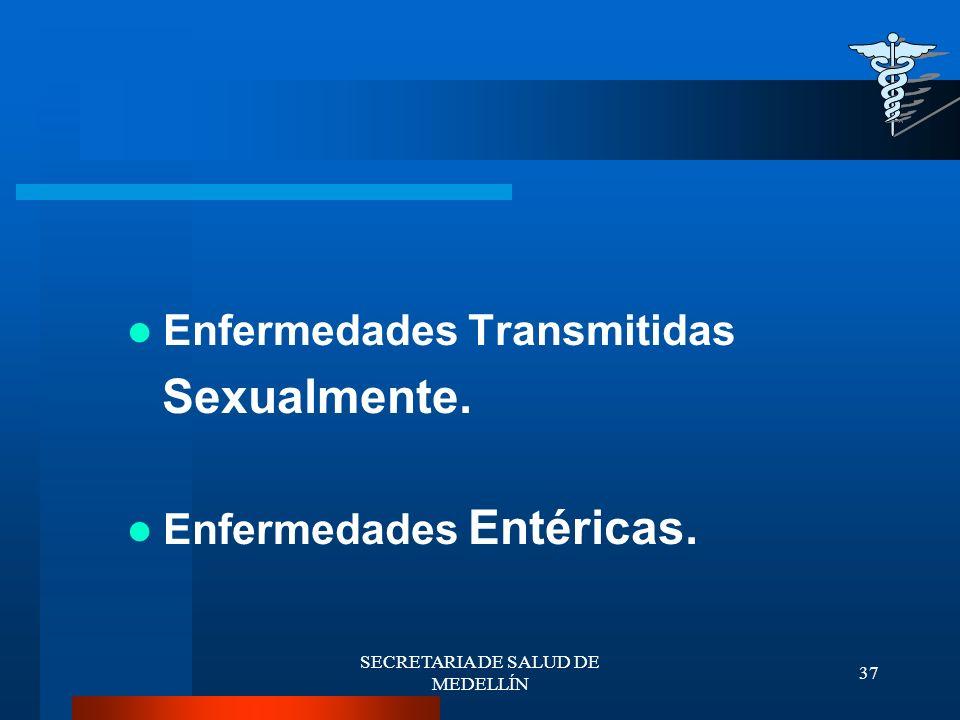 SECRETARIA DE SALUD DE MEDELLÍN