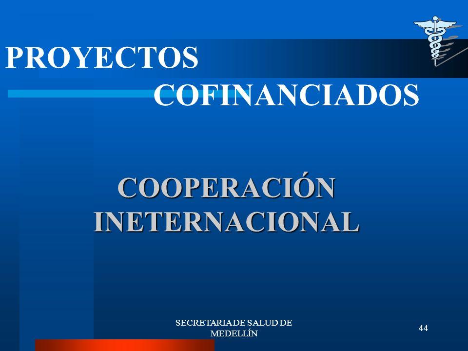 COOPERACIÓN INETERNACIONAL