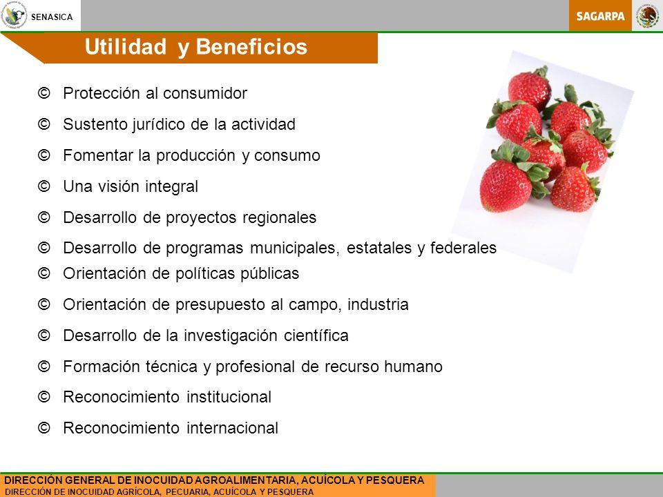 Utilidad y Beneficios Protección al consumidor