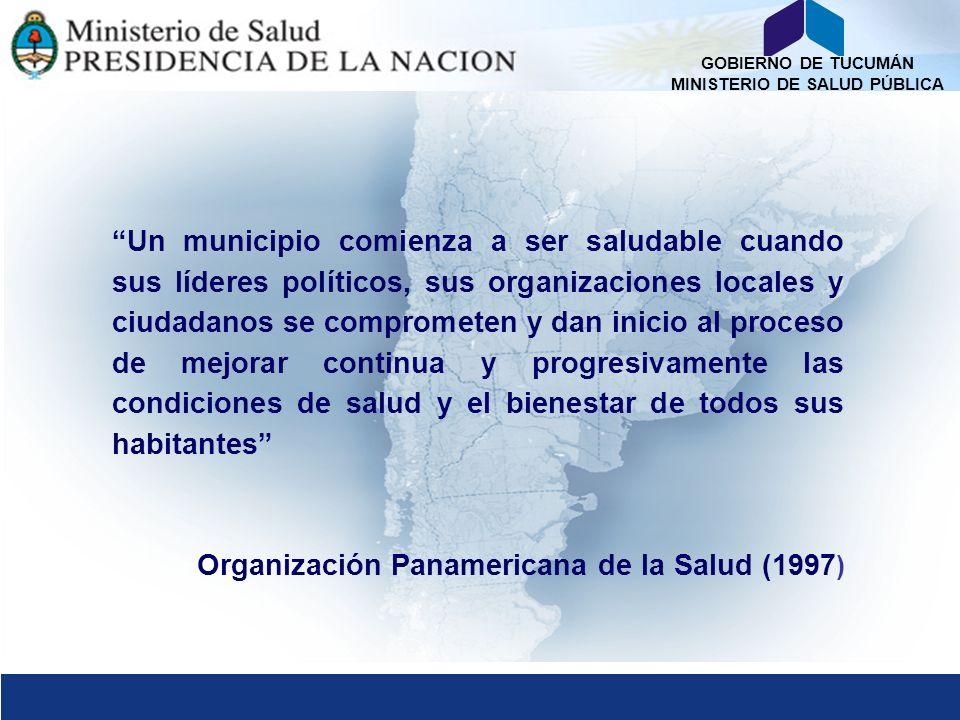 Organización Panamericana de la Salud (1997)