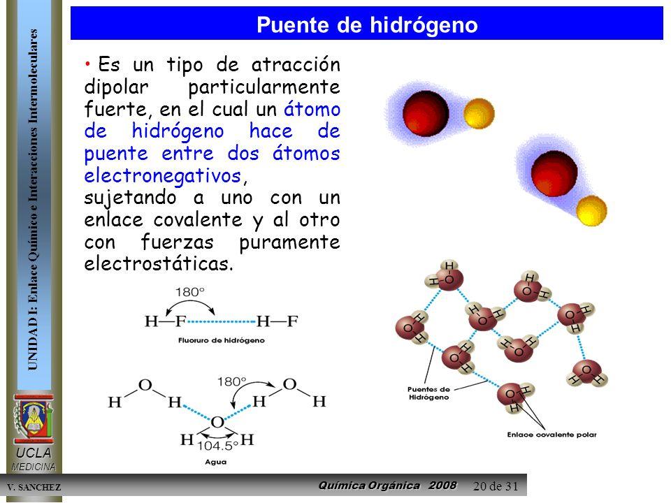 Puente de hidrógeno