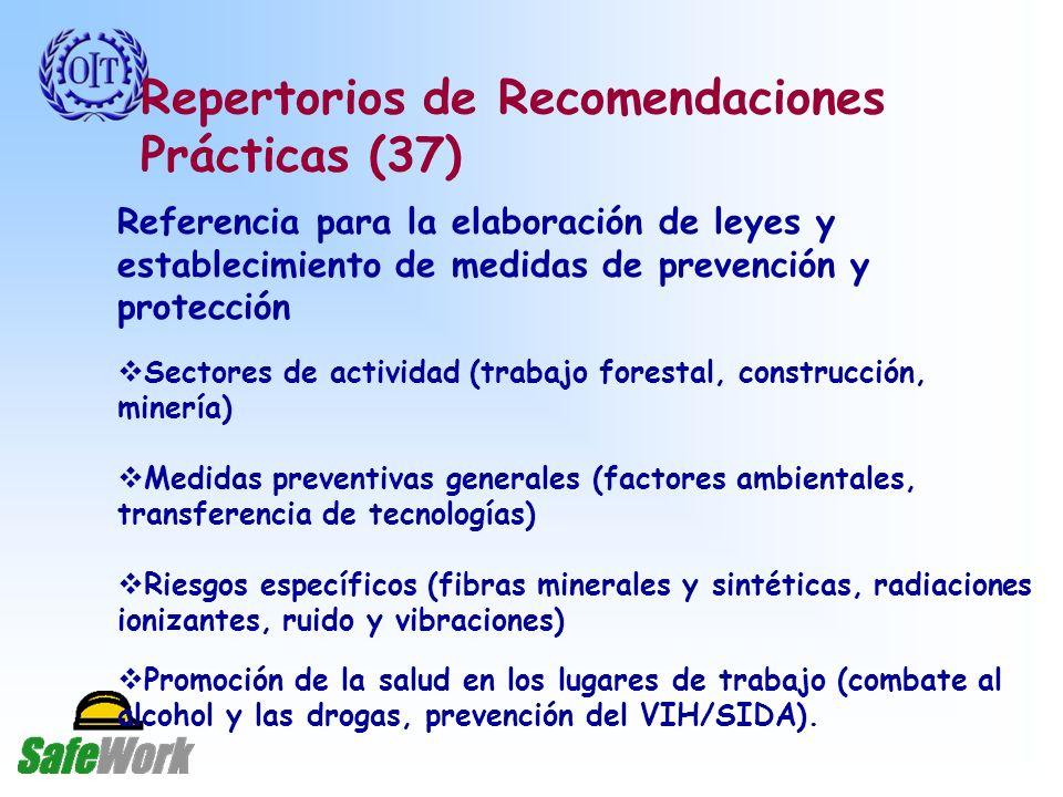 Repertorios de Recomendaciones Prácticas (37)