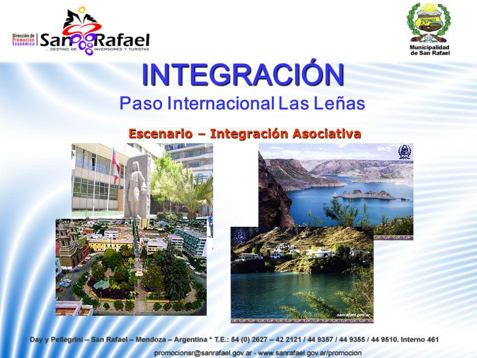 INTEGRACIÓN Paso Internacional Las Leñas