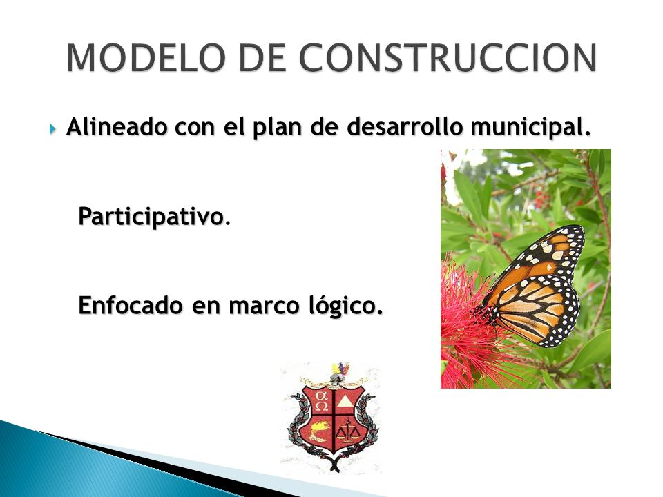 MODELO DE CONSTRUCCION