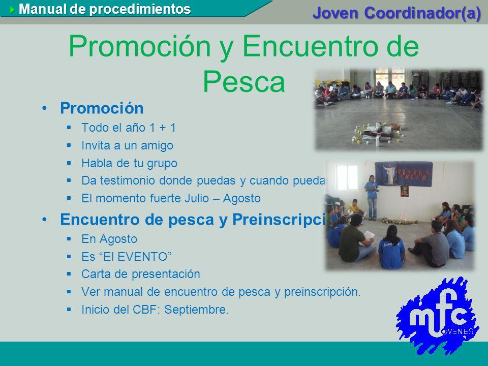 Promoción y Encuentro de Pesca