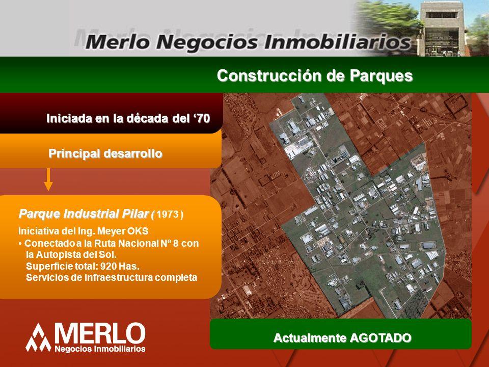 Construcción de Parques