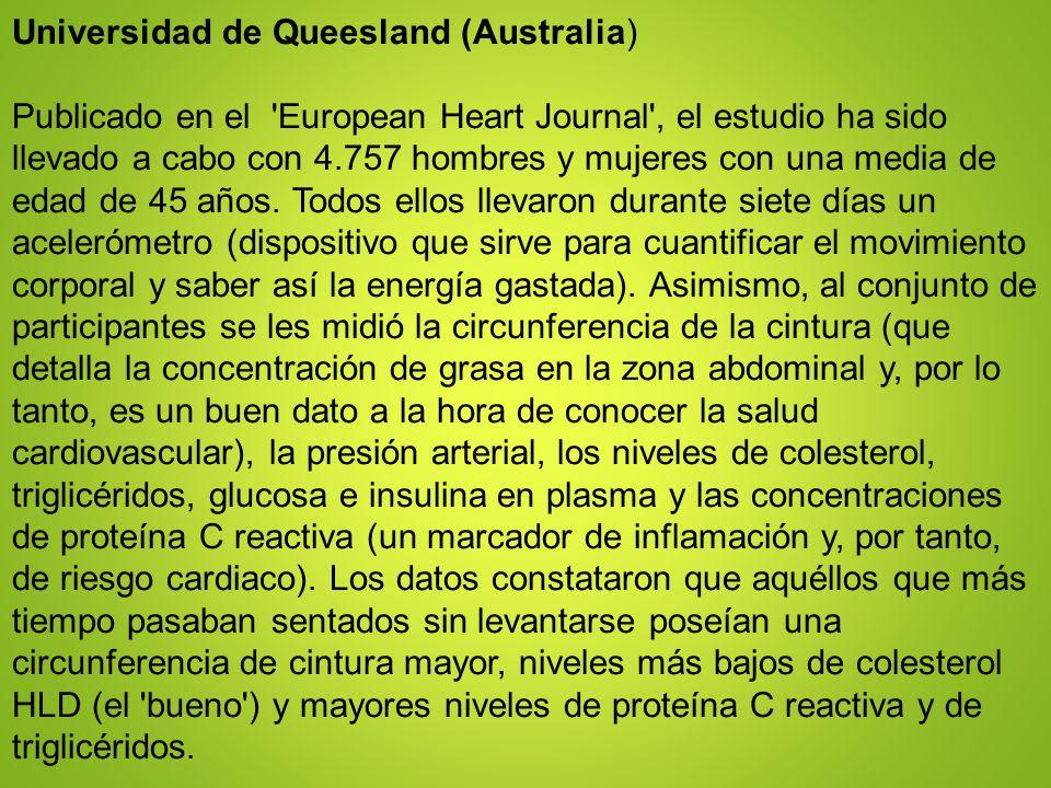 Universidad de Queesland (Australia)