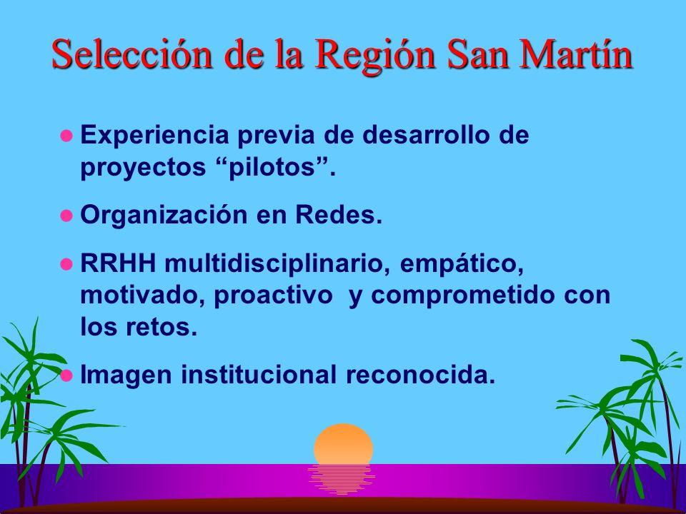 Selección de la Región San Martín