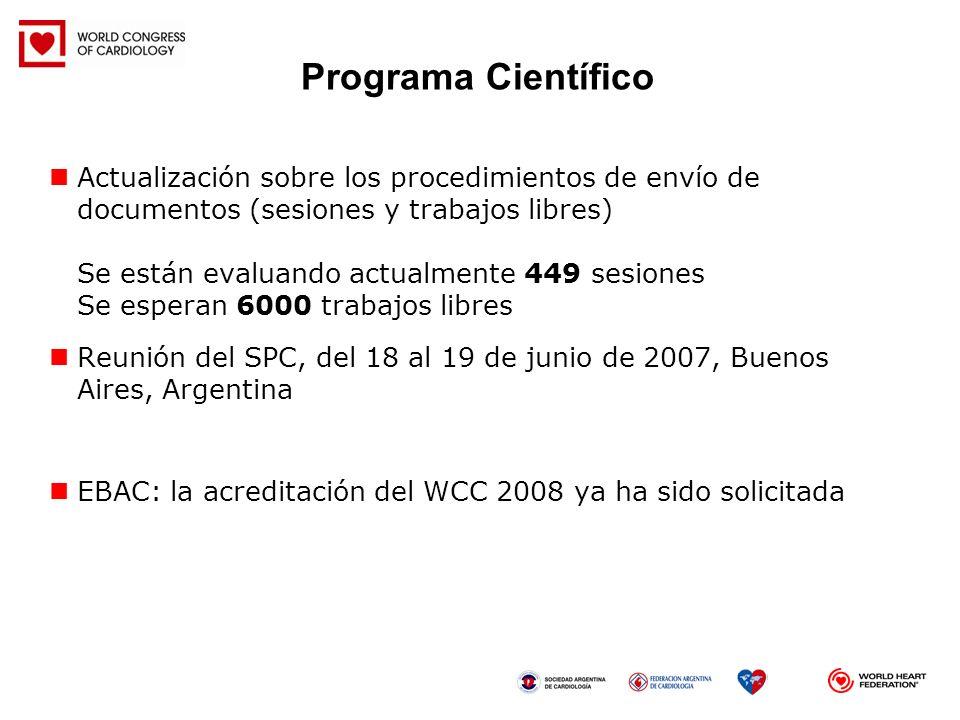 Programa Científico