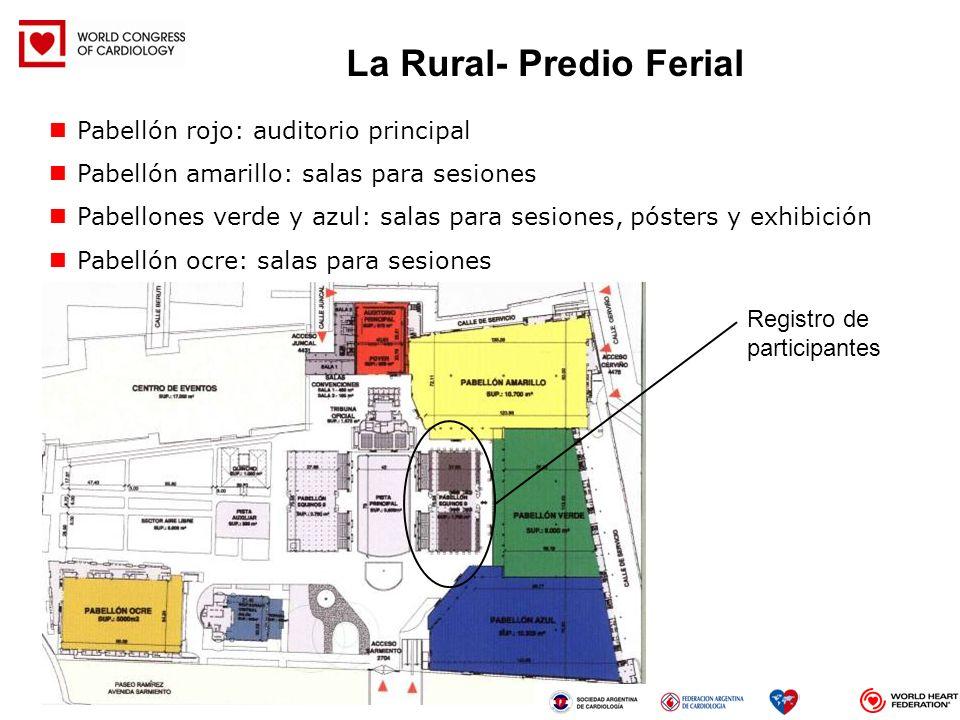 La Rural- Predio Ferial