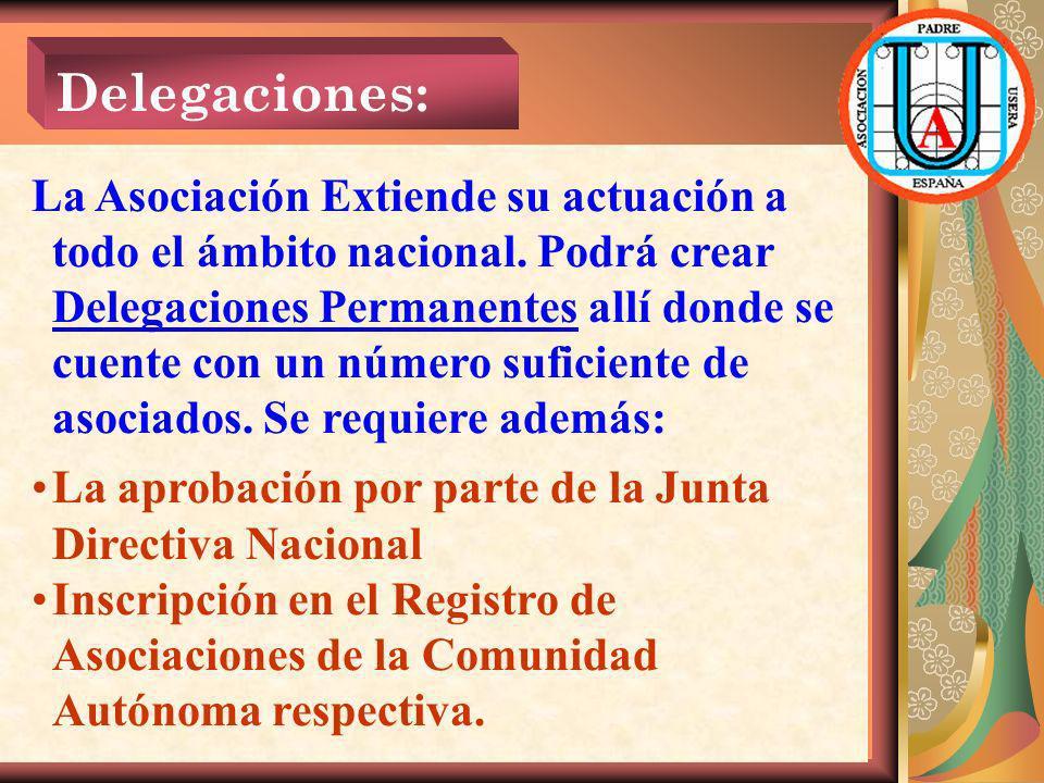 Delegaciones: