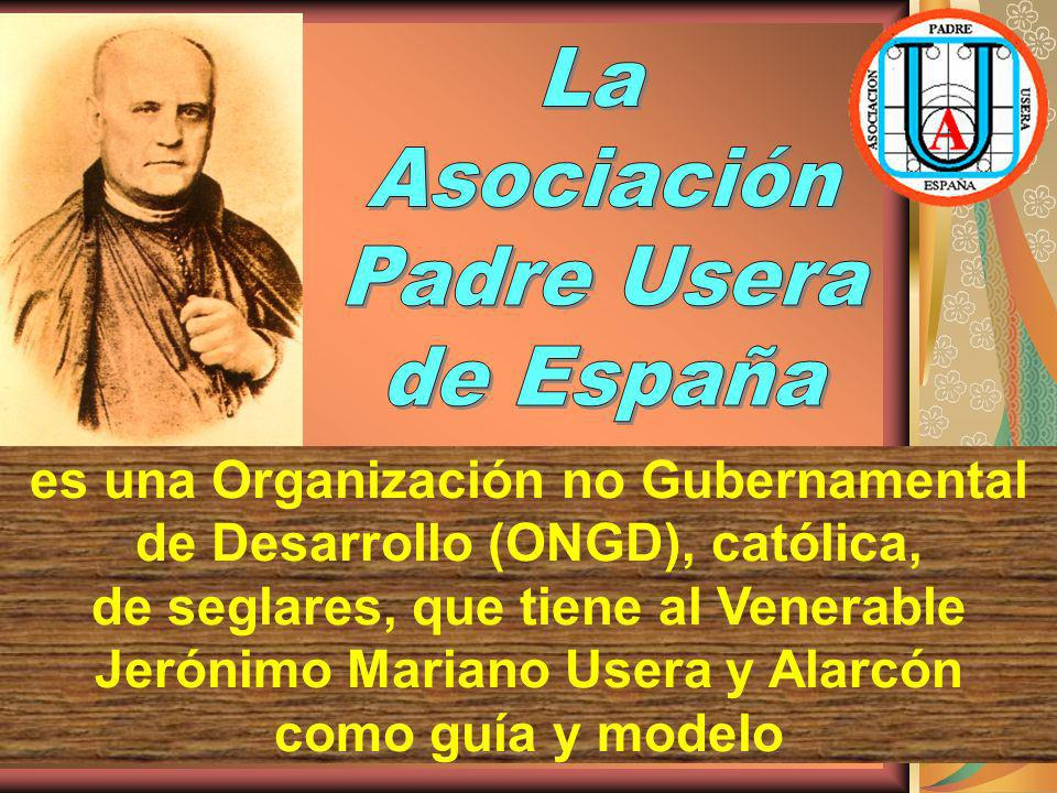 La Asociación. Padre Usera. de España.