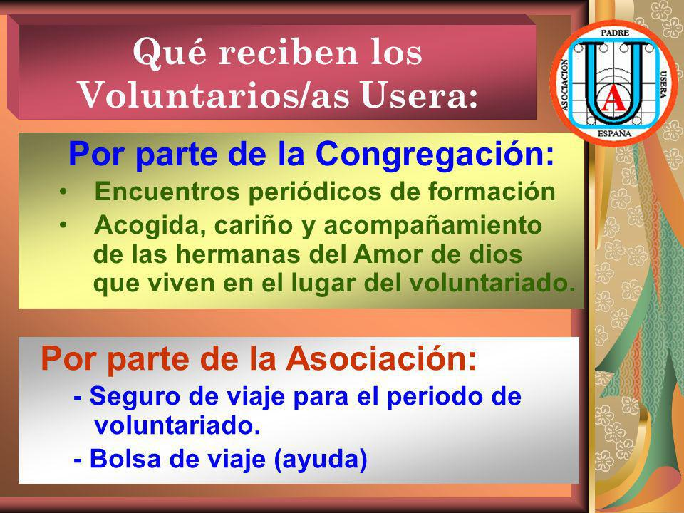 Voluntarios/as Usera: