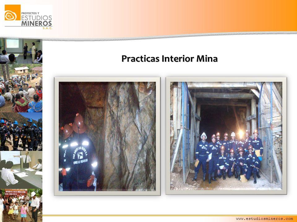 Practicas Interior Mina