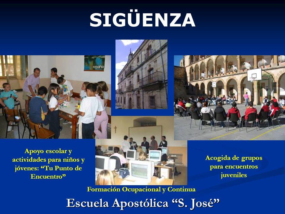 SIGÜENZA Escuela Apostólica S. José