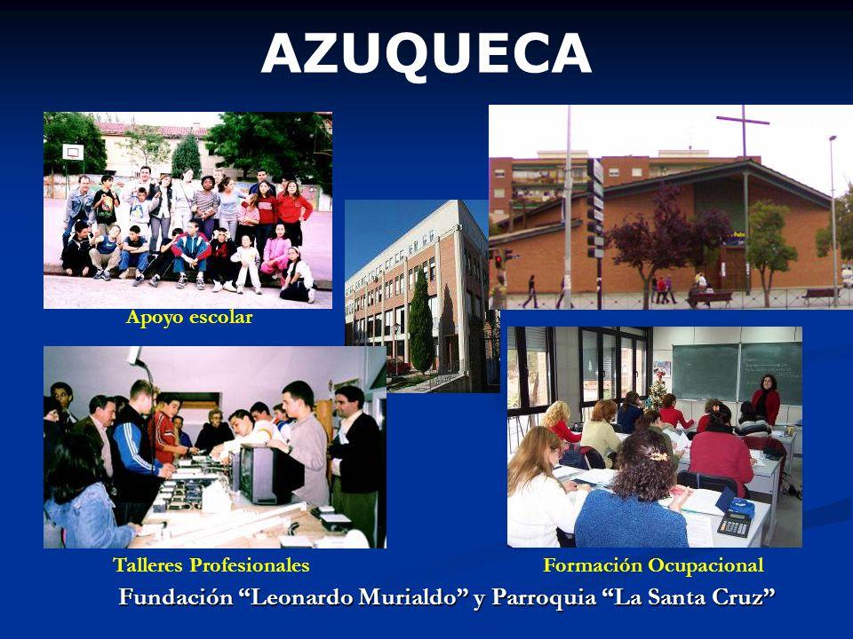 Fundación Leonardo Murialdo y Parroquia La Santa Cruz