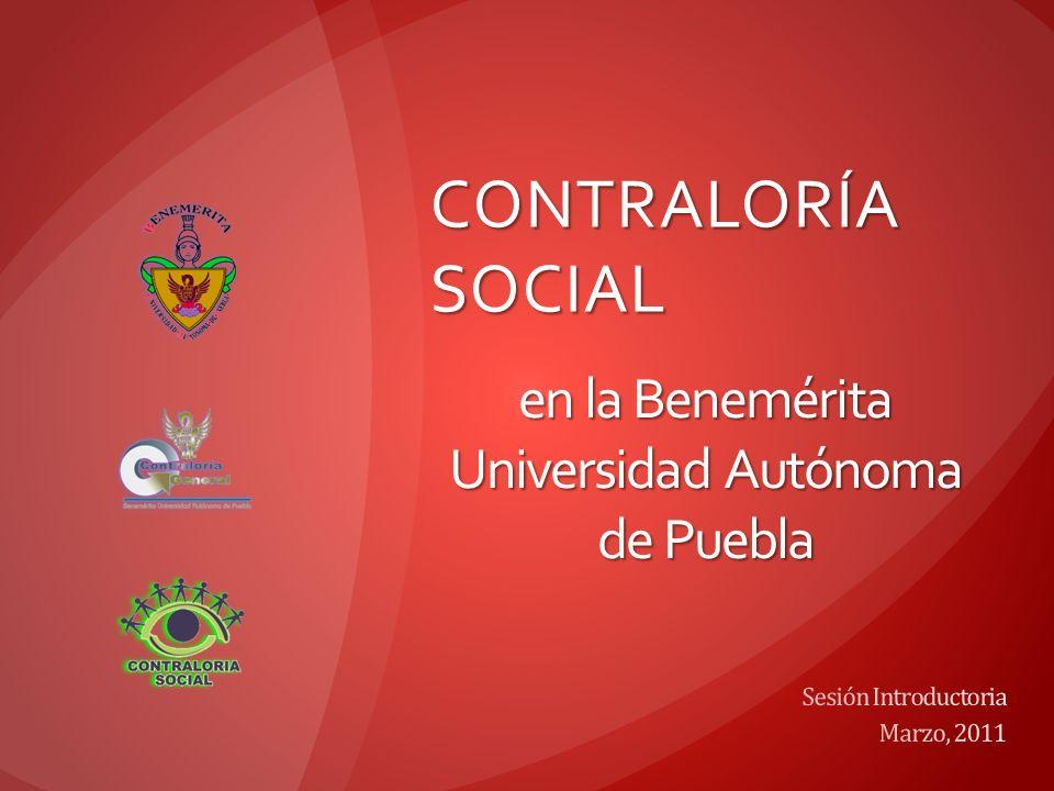 Sesión Introductoria Marzo, 2011