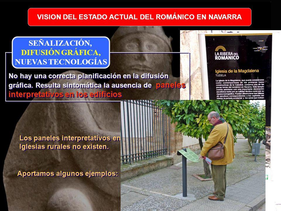 VISION DEL ESTADO ACTUAL DEL ROMÁNICO EN NAVARRA