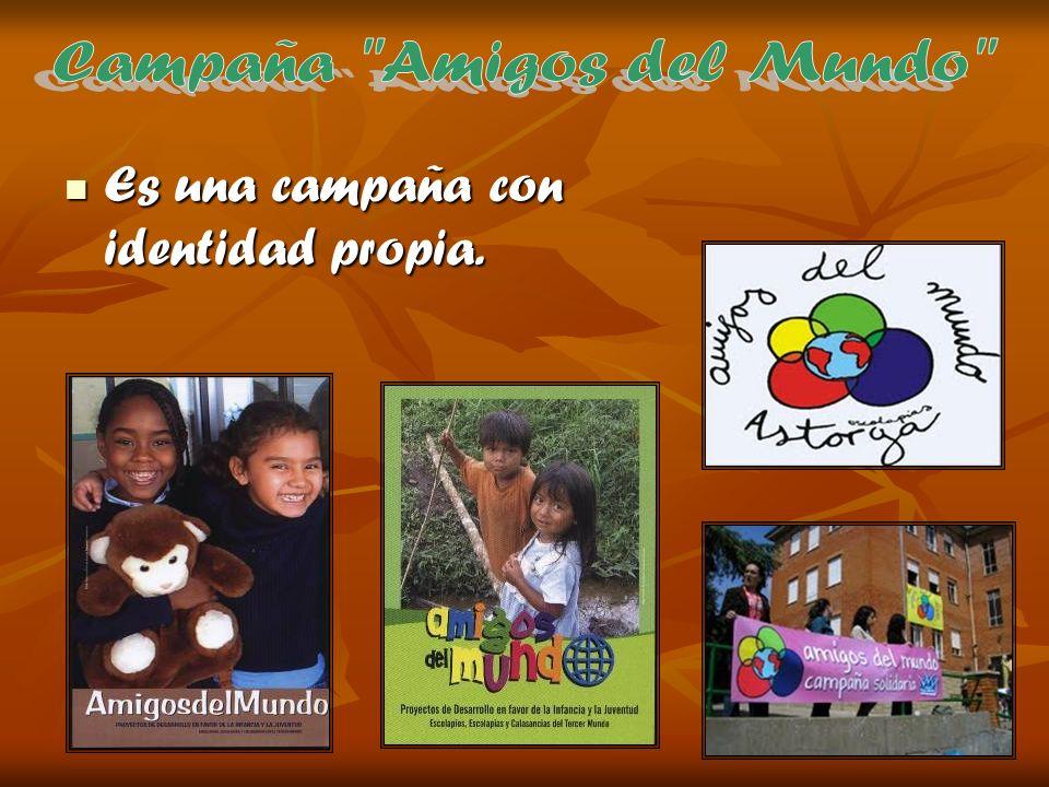 Campaña Amigos del Mundo