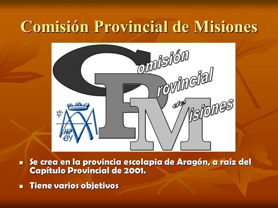 Comisión Provincial de Misiones