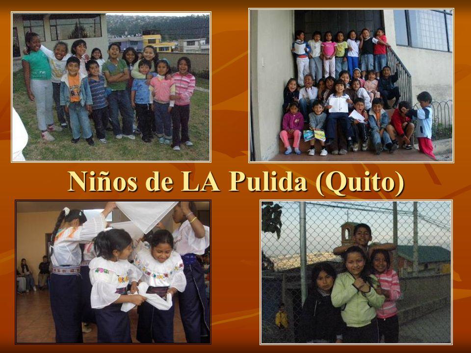 Niños de LA Pulida (Quito)