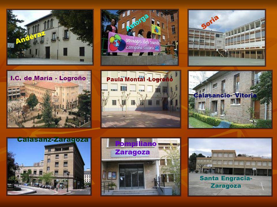 Santa Engracia-Zaragoza