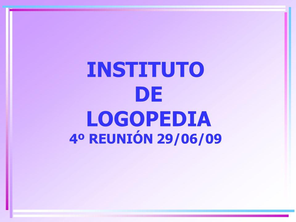 INSTITUTO DE LOGOPEDIA