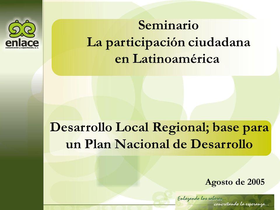 La participación ciudadana en Latinoamérica