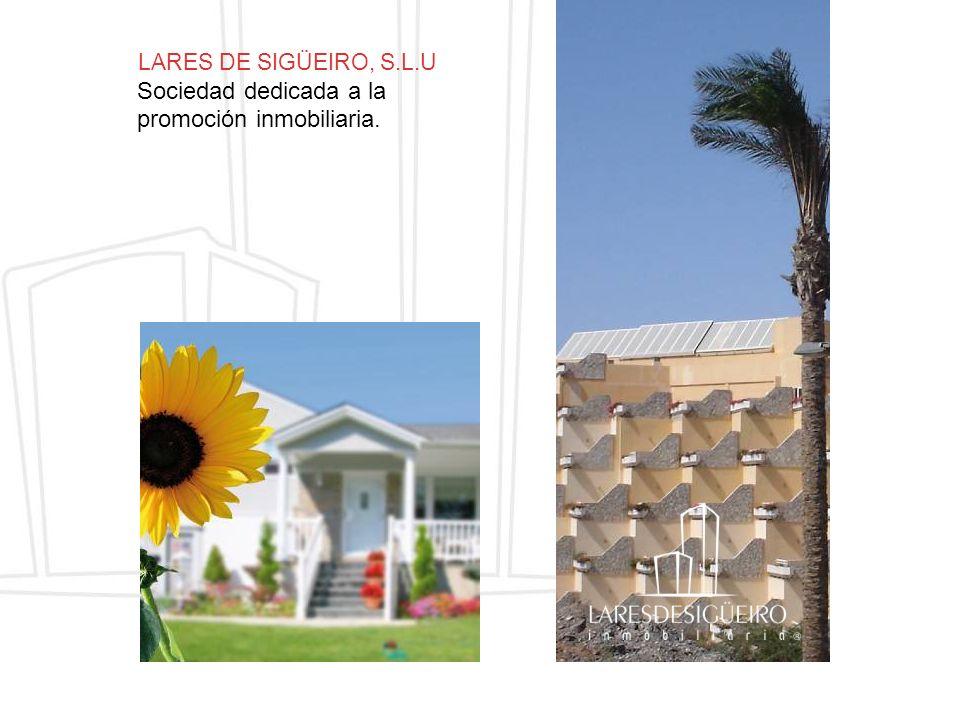 Sociedad dedicada a la promoción inmobiliaria.